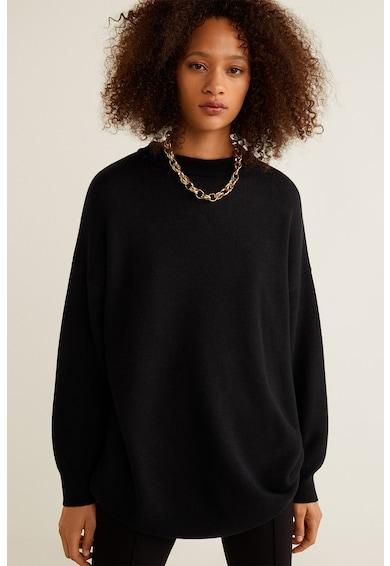 Mango Rap kötött pulóver női