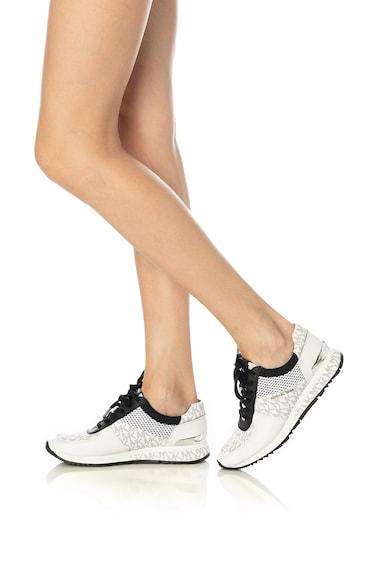 Michael Kors Allie sneaker hálós anyagbetétekkel női