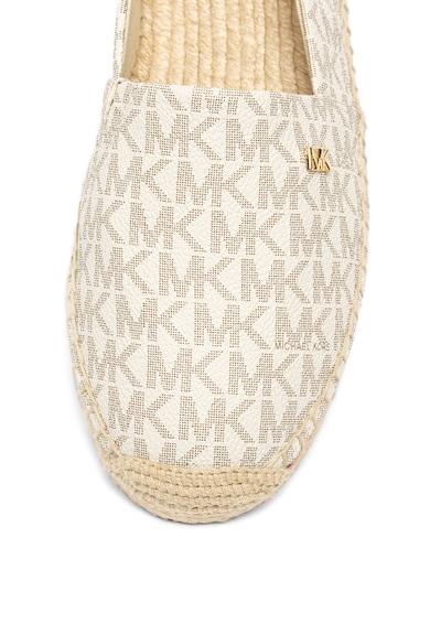 Michael Kors Kendrick bebújós espadrille cipő logómintával női