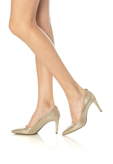 Michael Kors Pantofi cu toc inalt si varf ascutit Dorothy Femei