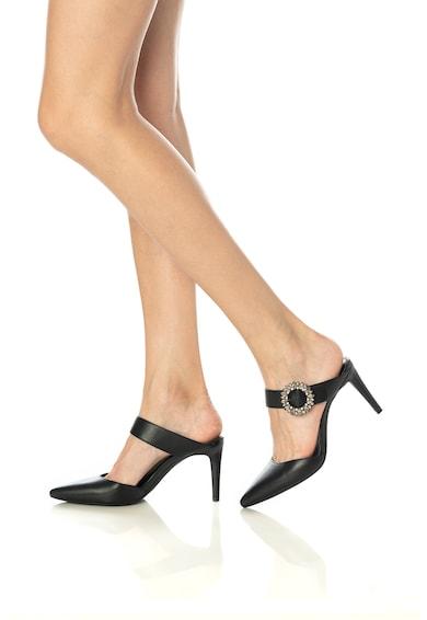 Michael Kors Viola hegyes orrú bőrcipő női