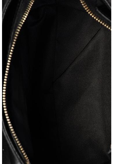 Classeregina Кожена чанта с декоративен цип Жени