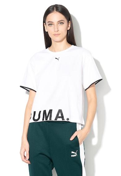 Puma Tricou cu logo Chase Femei