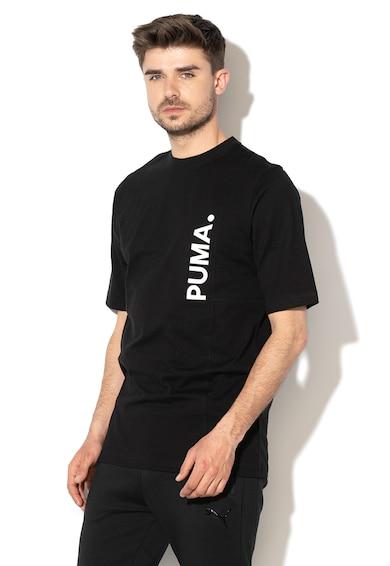Puma Tricou cu imprimeu logo Epoch Barbati