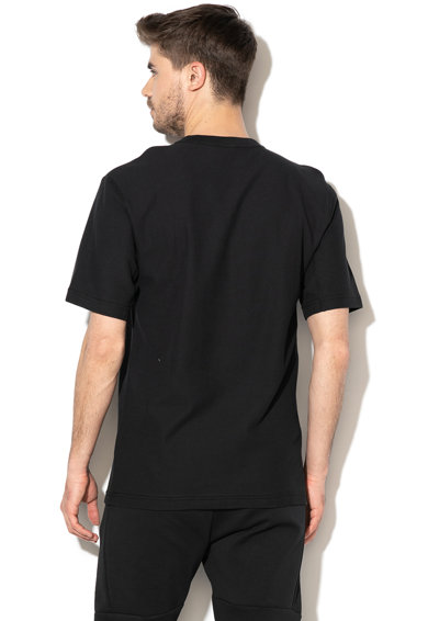 Puma Downtown logós texturált póló férfi