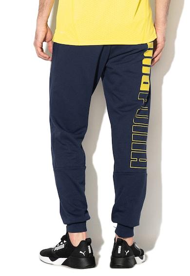 Puma Спортен панталон с лого и DryCell за фитнес Мъже