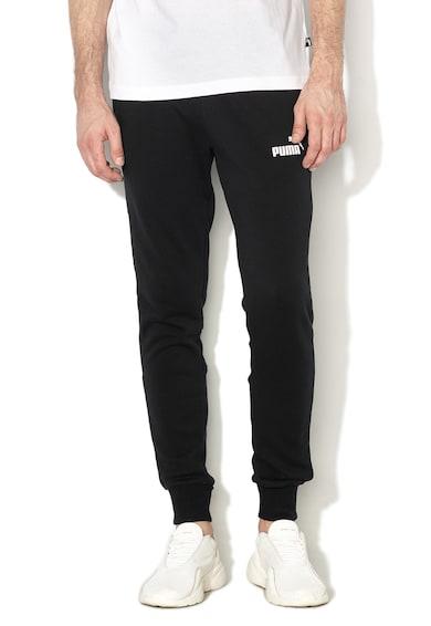 Puma Pantaloni cu detaliu logo, pentru antrenament Amplified Barbati
