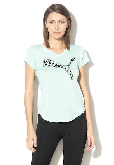 Puma Logómintás póló DryCell technológiával női
