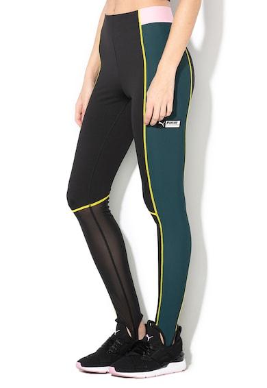 Puma Colanti cu talie inalta cu banda elastica, pentru antrenament TZ Femei