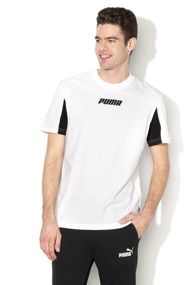 Puma Tricou relaxed fit cu imprimeu logo Rebel Barbati
