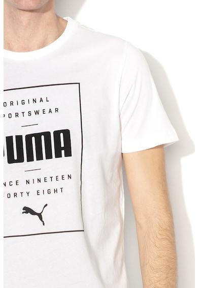 Puma Logómintás póló férfi