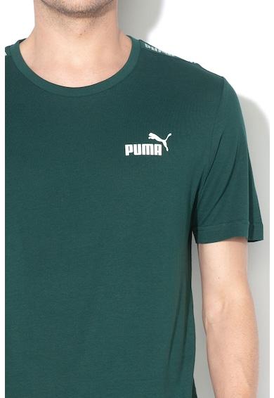Puma Tricou regular fit cu imprimeu logo Amplified Barbati