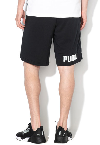 Puma Amplified logós fitnesz bermudanadrág férfi