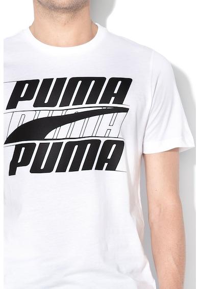 Puma Tricou regular fit cu imprimeu logo Rebel 2 Barbati