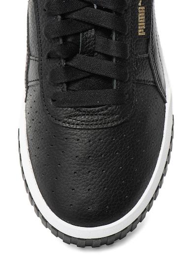Puma Pantofi sport cu insertii de piele Cali Femei