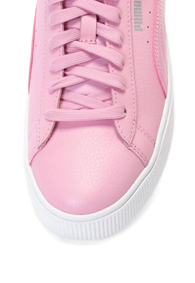 Puma Спортни обувки Vikky от кожа и еко кожа Жени