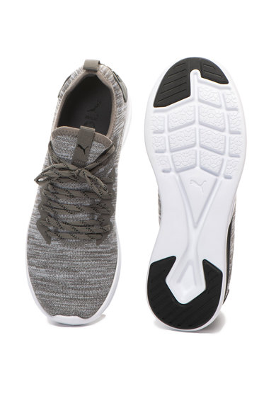 Puma Pantofi sport pentru alergare Ignite Flash evoKnit Barbati