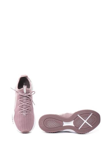 Puma Pantofi sport din plasa tricotata cu model slip-on Defy Femei