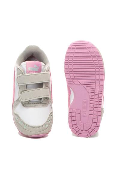 Puma Спортни обувки Cabana Racer с велкро Момичета