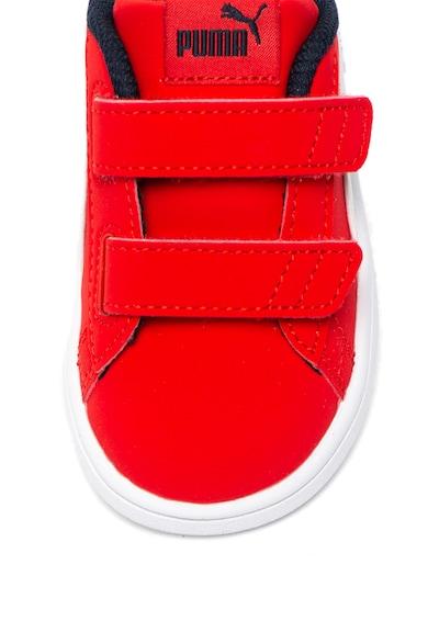 Puma Спортни обувки Smash v2 Buck от еко кожа Момичета