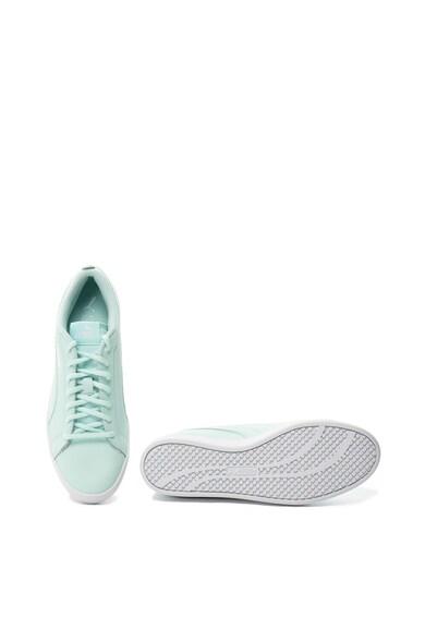 Puma Pantofi sport cu insertii de piele Smash v2 Femei