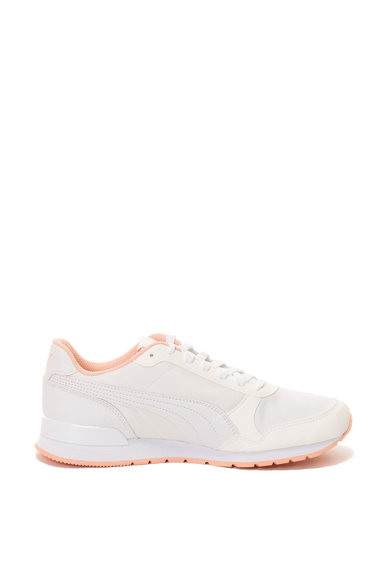 Puma Pantofi sport cu garnituri de piele ecologica ST Runner v2 Femei
