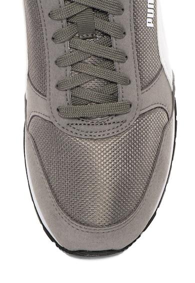 Puma Спортни обувки ST Runner с детайли от еко кожа Мъже