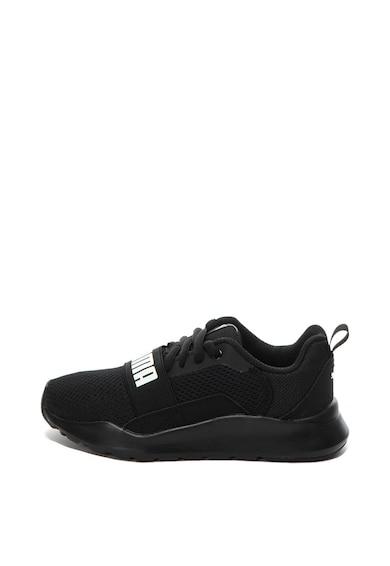 Puma Pantofi sport de plasa Wired PS Baieti
