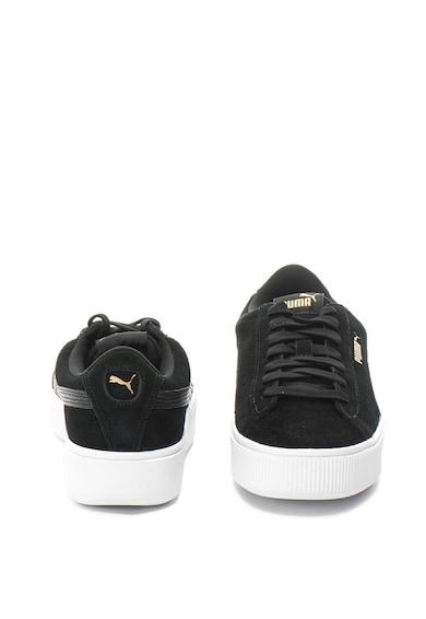 Puma Велурени спортни обувки Vikky Жени