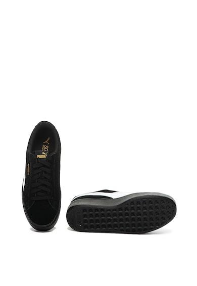 Puma Vikky Stacked nyersbőr és műbőr sneakers cipő női