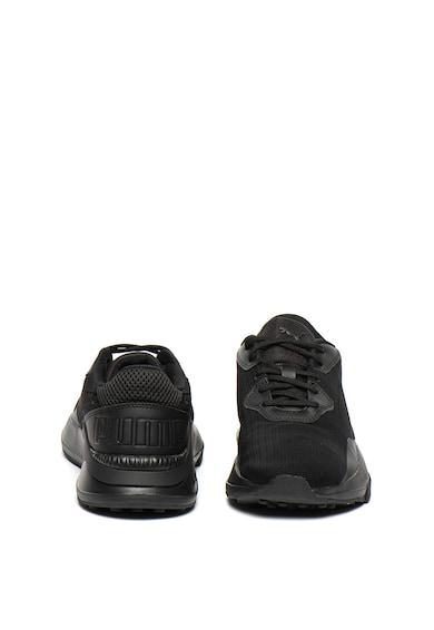 Puma Pantofi sport de plasa tricotata Shoku Barbati