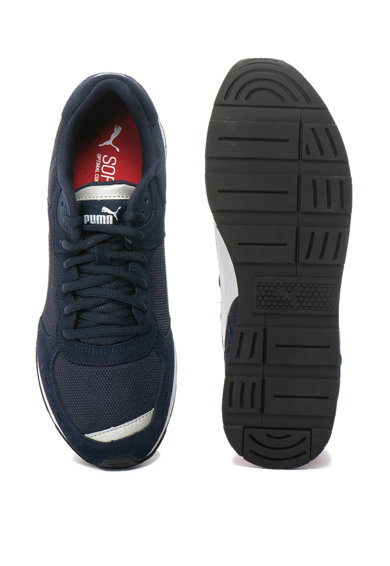 Puma Спортни обувки Vista с омекотяване и велур Мъже