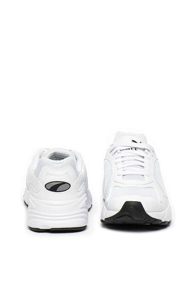 Puma Pantofi sport de piele ecologica si plasa cu CELL® Viper Barbati