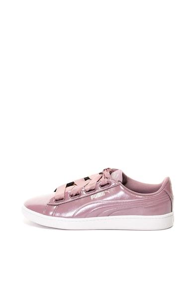 Puma Pantofi sport de piele ecologica Vikky 2 Femei