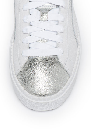 Puma Pantofi sport flatform de piele TRC BioHacking Femei