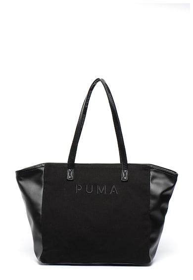 Puma Geanta shopper cu logo brodat Prime Classics Femei