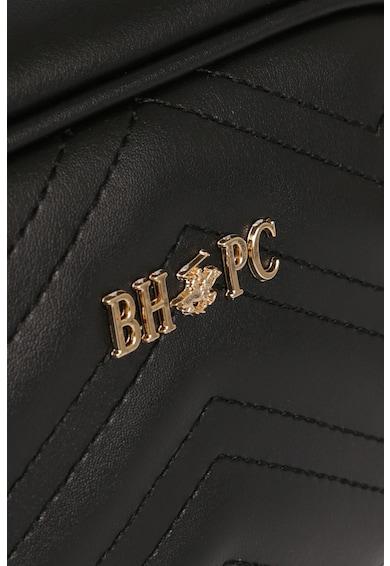 Beverly Hills Polo Club Geanta crossbody convertibila de piele ecologica Femei