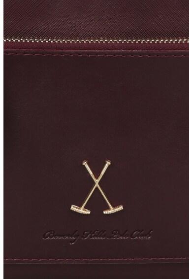 Beverly Hills Polo Club Rucsac de piele saffiano sintetica Femei