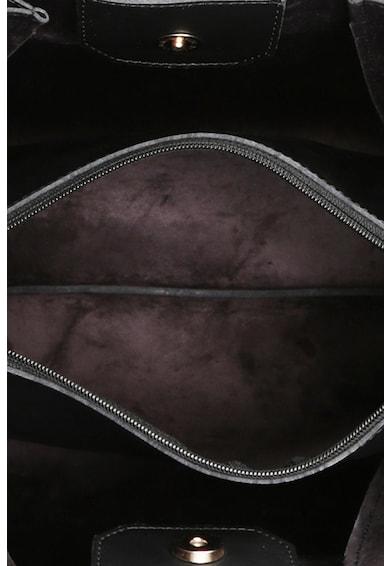 Beverly Hills Polo Club Geanta shopper mica de piele ecologica cu etui interior Femei