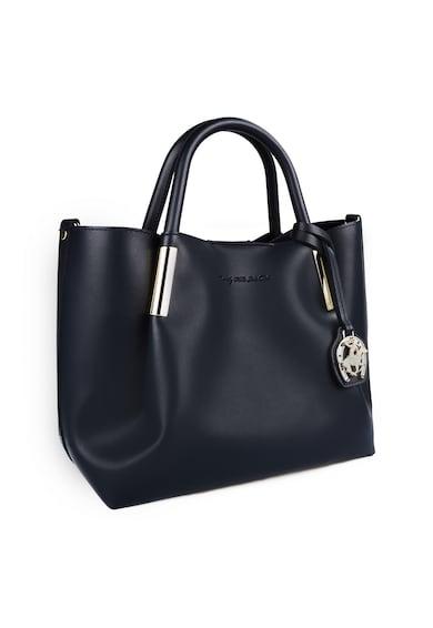 Beverly Hills Polo Club Малка шопинг чанта от еко кожа с несесер Жени