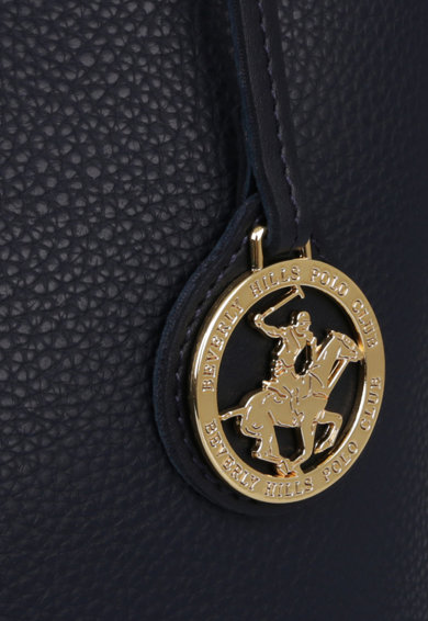 Beverly Hills Polo Club Geanta shopper de piele ecologica cu etui interior de piele intoarsa Femei