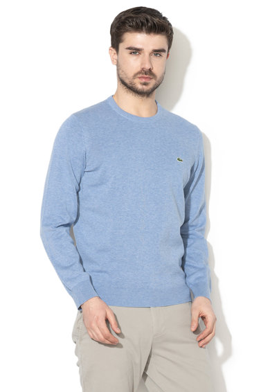 Lacoste Finomkötött pulóver férfi