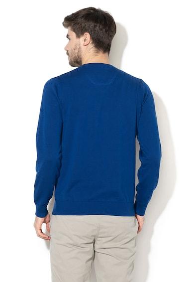 Lacoste V-nyakú pulóver férfi