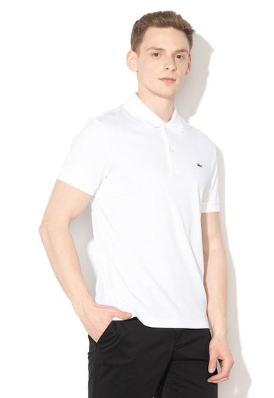 Lacoste Regular fit galléros póló férfi