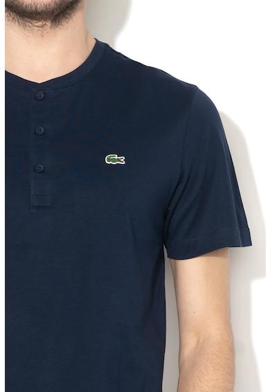 Lacoste Regular Fit póló hímzett logóval férfi