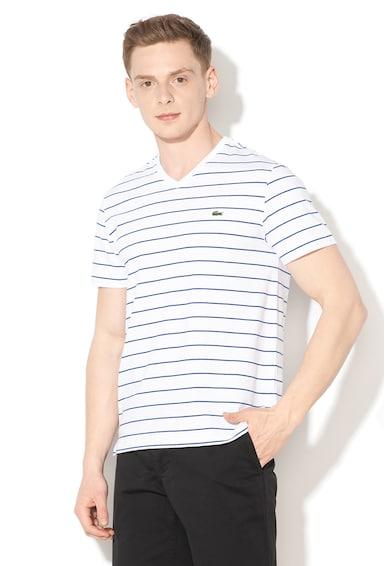 Lacoste Csíkos póló férfi
