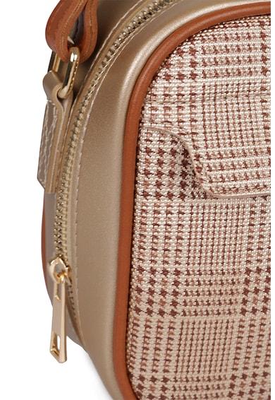 Laura Ashley Túklábmintás műbőr keresztpántos táska női