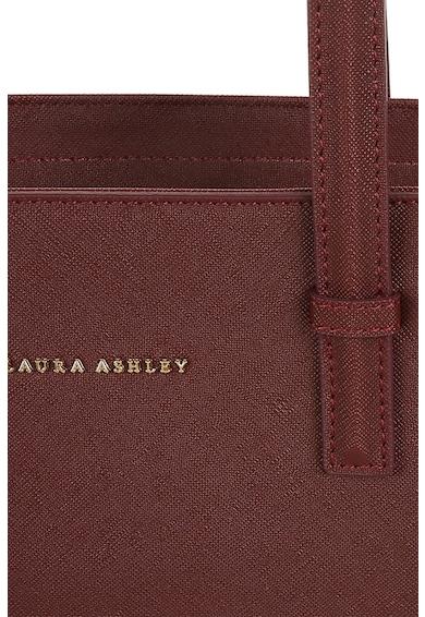 Laura Ashley Geanta shopper, de piele saffiano sintetica Femei