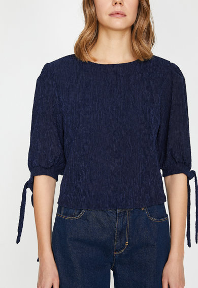 KOTON Bluza cu aspect texturat Femei