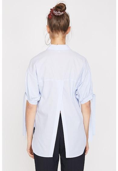 KOTON Camasa cu maneci lungi si slit pe partea din spate Femei
